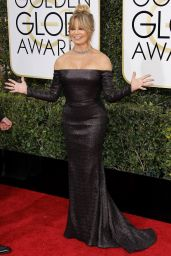 Goldie Hawn – Golden Globe Awards in Beverly Hills 01/08/ 2017