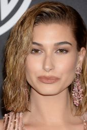 Hailey Baldwin – InStyle and Warner Bros Golden Globes After Party 1/8/ 2017