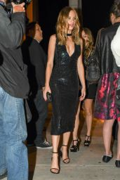 Halston Sage at Catch in Los Angeles 1/6/ 2017