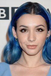 Hannah Marks – BAFTA Tea Party in Los Angeles 1/7/ 2017