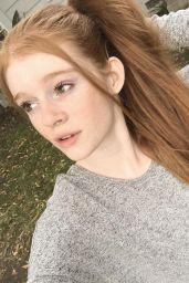 Hannah McCloud - Social Media Pics, December 2016 - January 2017