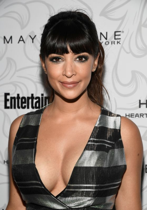 Hannah Simone – EW Celebration of SAG Award Nominees in Los Angeles 1/28/2017