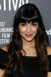 Hannah Simone - The Band Aid Premiere at Sundance Film Festival 2017
