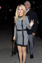 Hayden Panettiere - Arriving to Late Show With Stephen Colbert Show in NYC  1/5/ 2017
