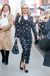 Hayden Panettiere Style - Out in New York 04/01/ 2017