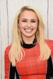 Hayden Panettierre - AOL Build Discussing Nashville 1/5/ 2017