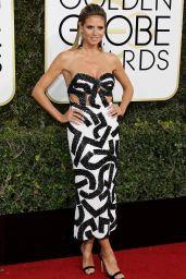 Heidi Klum – Golden Globe Awards in Beverly Hills 01/08/ 2017