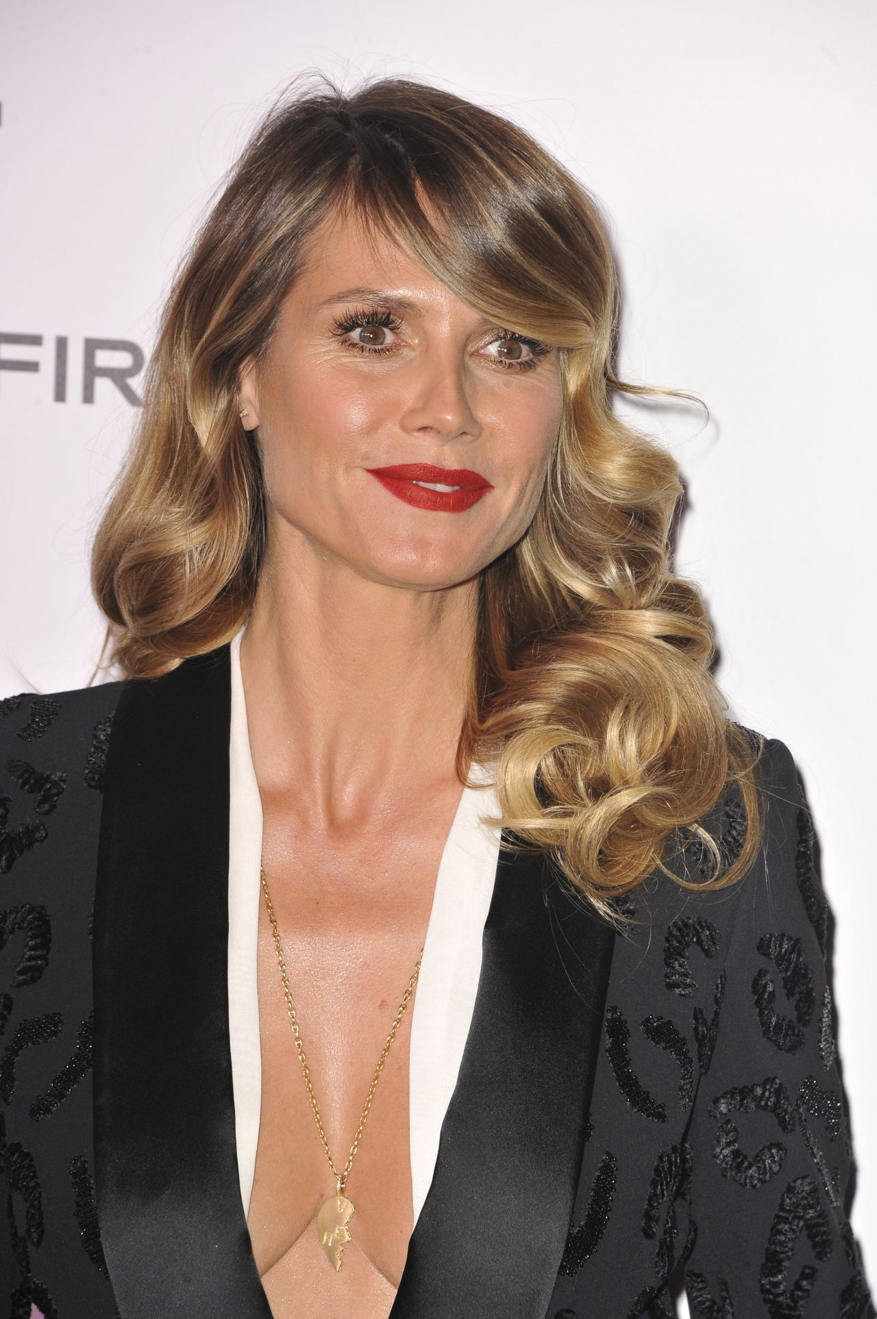 Heidi Klum Harper S Bazaar 150 Most Fashionable Woman