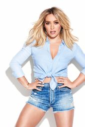 Hilary Duff - Cosmopolitan USA February 2017 Photos