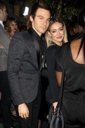 Hilary Duff – EW Celebration of SAG Award Nominees in Los Angeles 1/28/2017