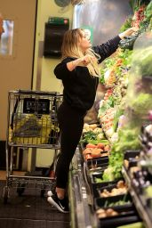 Hilary Duff - Grocery Shopping in Studio City 1/5/ 2017