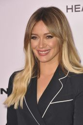 Hilary Duff – Harper's Bazaar 150 Most Fashionable Woman Cocktail Party in LA 1/27/ 2017