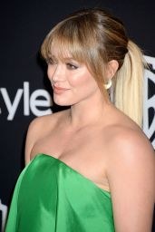 Hilary Duff – InStyle and Warner Bros Golden Globes After Party 1/8/ 2017