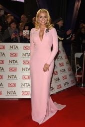 Holly Willoughby – National Television Awards in London 1/25/ 2017