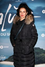 Indira Varma – Cirque du Soleil 'Amaluna' Press Night in London 1/12/ 2017