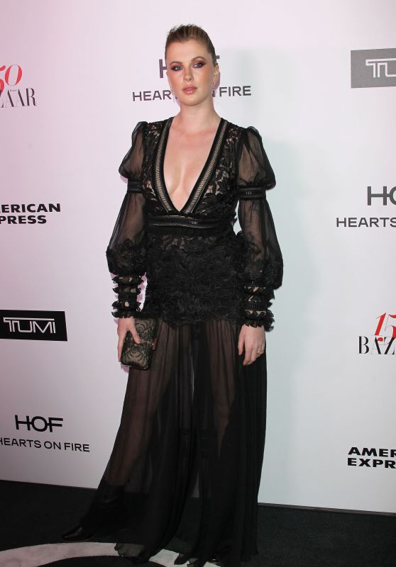 Ireland Baldwin – Harper's Bazaar 150 Most Fashionable Woman Cocktail Party in LA 1/27/ 2017