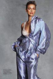 Irina Shayk - S Moda Magazine February 2017