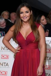 Jacqueline Jossa – National Television Awards in London 1/25/ 2017