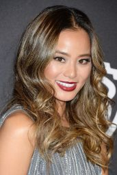 Jamie Chung – InStyle and Warner Bros Golden Globes After Party 1/8/ 2017