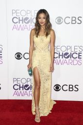 Jamie Chung – People's Choice Awards in Los Angeles 1/18/ 2017