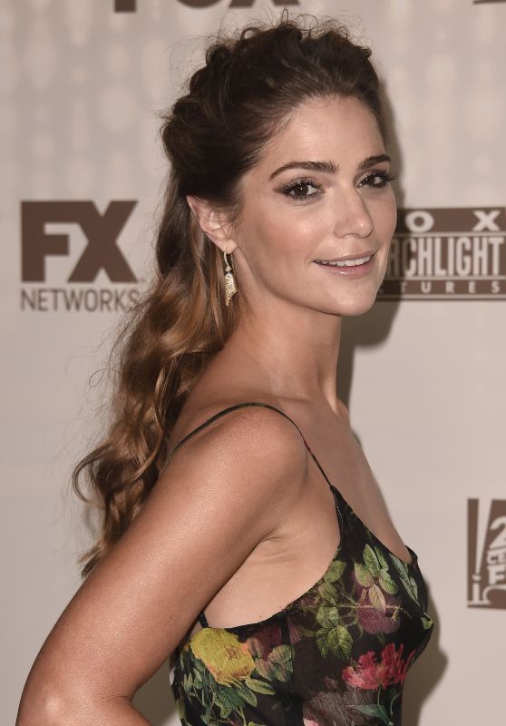 Janet Montgomery - Fox Party For Golden Globe Awards at Fox Pavilion in Beverly Hills 1/8/ 2017