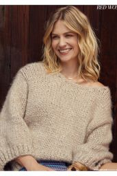 January Jones - Red Magazine February 2017 Issue