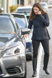 Jennifer Garner - Out in Los Angeles 1/11/ 2017