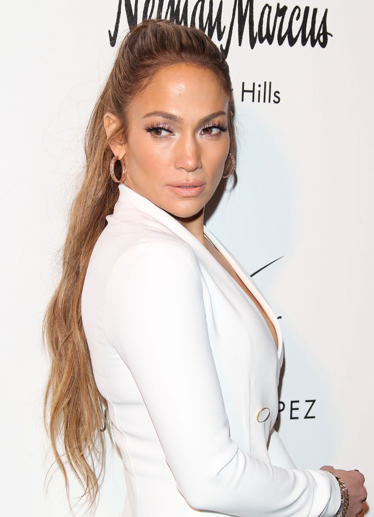 Jennifer Lopez - Shoe Capsule Collection Launch in Los ... Jennifer Lopez