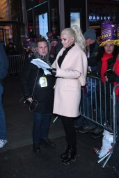 Jenny McCarthy - Times Square New Years Eve 2017 in NYC 12/31/ 2016