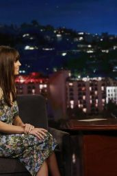 Jessica Biel - Jimmy Kimmel Live! in Hollywood 01/11/ 2017