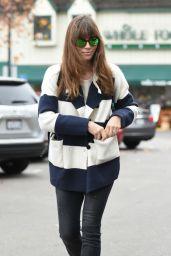 Jessica Biel & Justin Timberlake - Grocery Shopping 1/2/ 2017