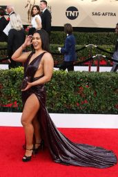 Jessica Pimentel – SAG Awards in Los Angeles 1/29/ 2017