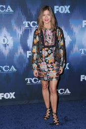 Jill Hennessey – FOX Winter TCA All Star Party in Pasadena, CA 01/11/ 2017