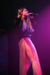 Joanna Jojo Levesque - Performing at the O2 ABC in Glasgow, Scotland 1/30/ 2017