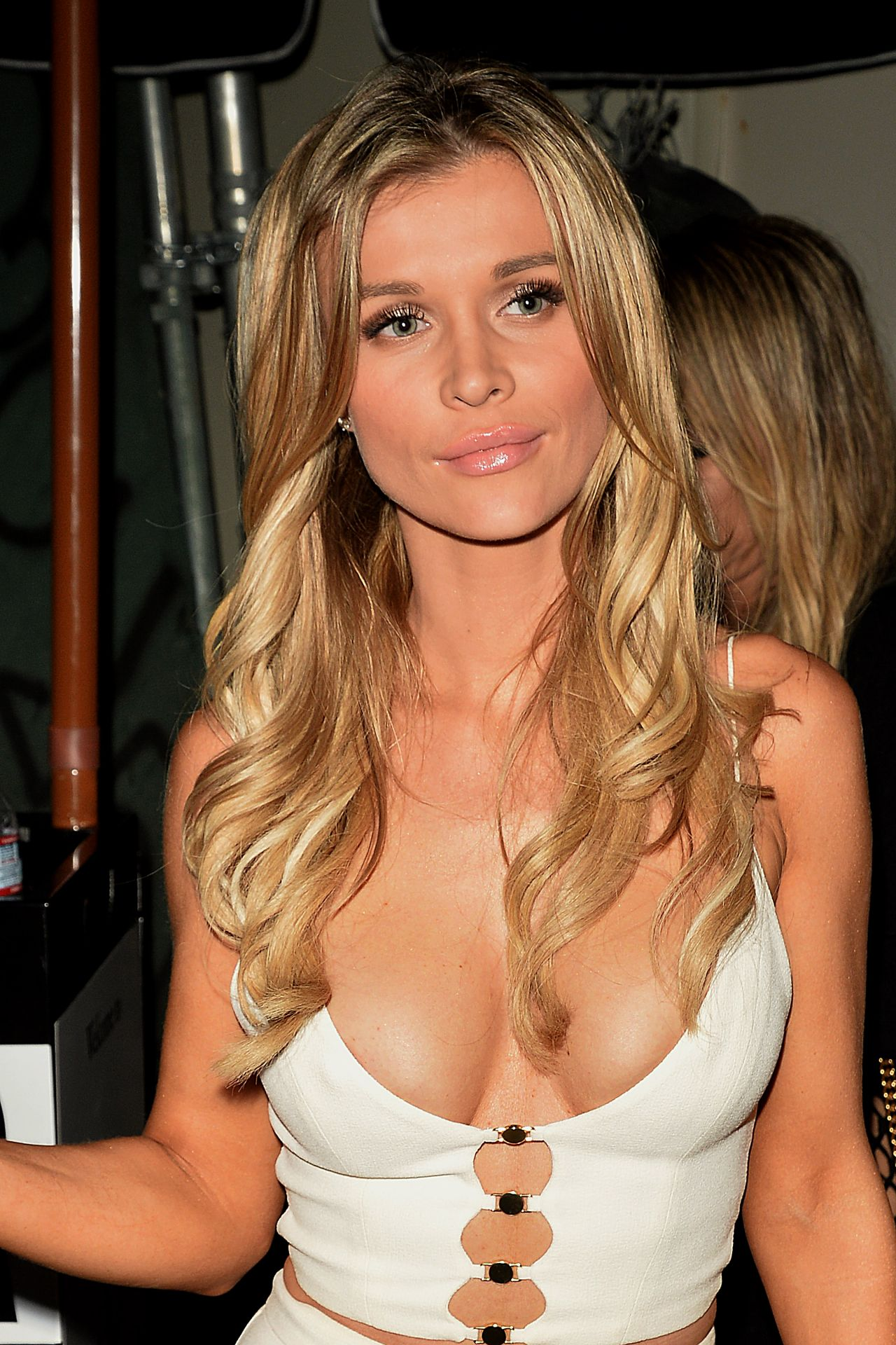 Joanna Krupa Leaving Catch restaurant