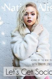 Jordyn Jones - Nation-Alist Magazine January 2017