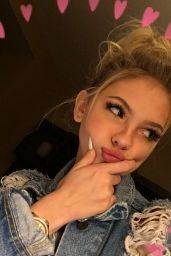 Jordyn Jones - Social Media Pics and Videos, January 2017