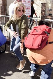 Julianne Hough - 3rd Annual Skid Row Carnival Of Love 1/28/ 2017