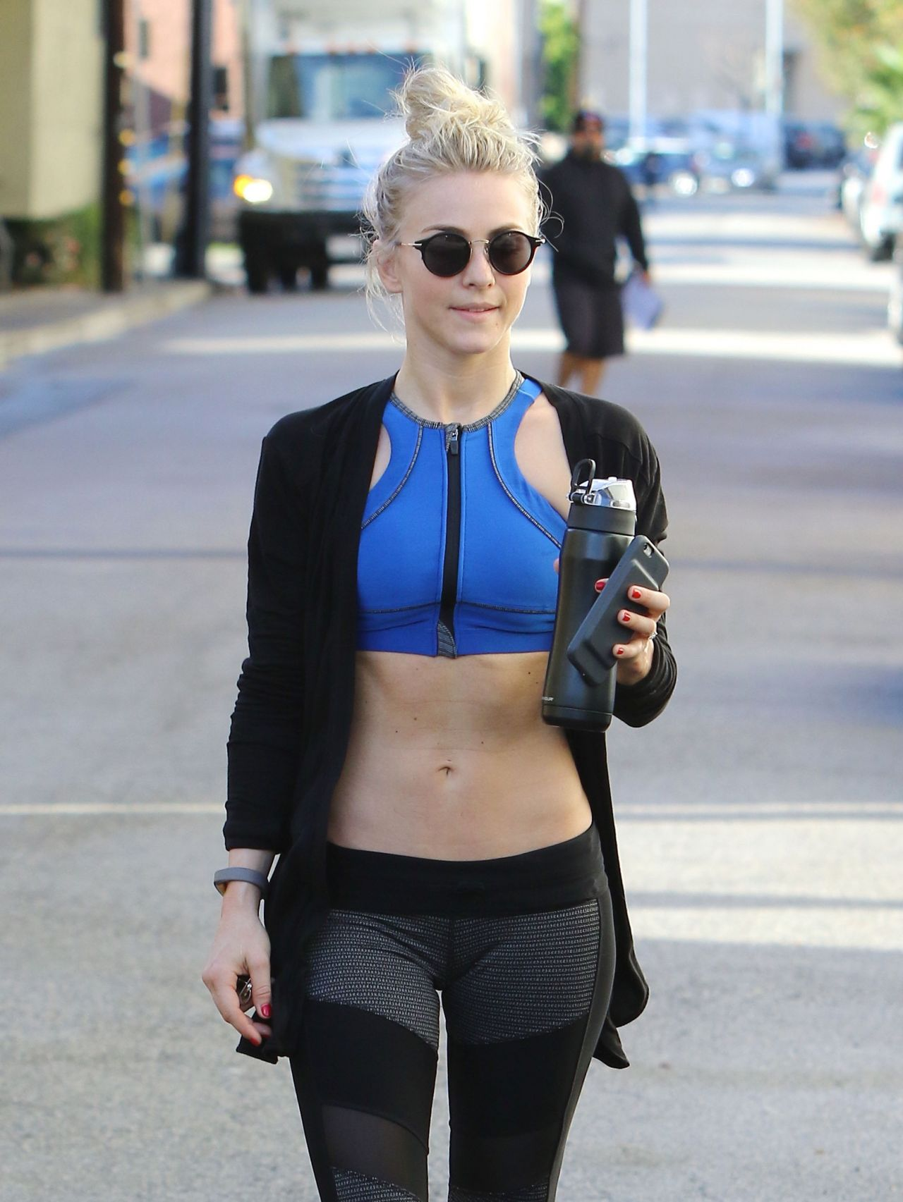 Julianne Hough At The Gym In Los Angeles 1 11 2017