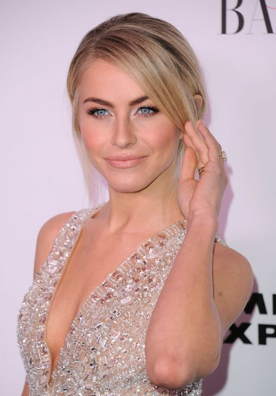 Julianne Hough – Harper's Bazaar 150 Most Fashionable Woman Cocktail Party in LA 1/27/ 2017