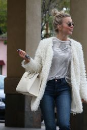 Julianne Hough - Out in Hollywood 1/15/ 2017