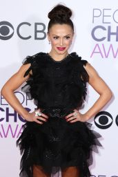 Karina Smirnoff – People's Choice Awards in Los Angeles 1/18/ 2017