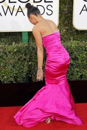 Karrueche Tran – Golden Globe Awards in Beverly Hills 01/08/ 2017