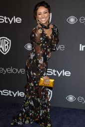 Kat Graham - InStyle and Warner Bros Golden Globes After Party 1/8/ 2017