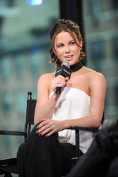 Kate Beckinsale - AOL Build Speaker Series in NYC 1/4/ 2017