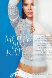 Kate Beckinsale - Shape Magazine January 2017 Issue