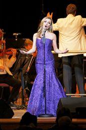 Katherine Jenkins - Performing at Manchester Bridgewater Hall, December 2016