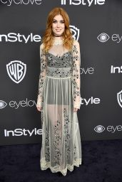 Katherine McNamara – InStyle and Warner Bros Golden Globes After Party 1/8/ 2017