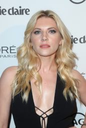 Katheryn Winnick – Marie Claire's Image Maker Awards in West Hollywood 1/10/ 2017