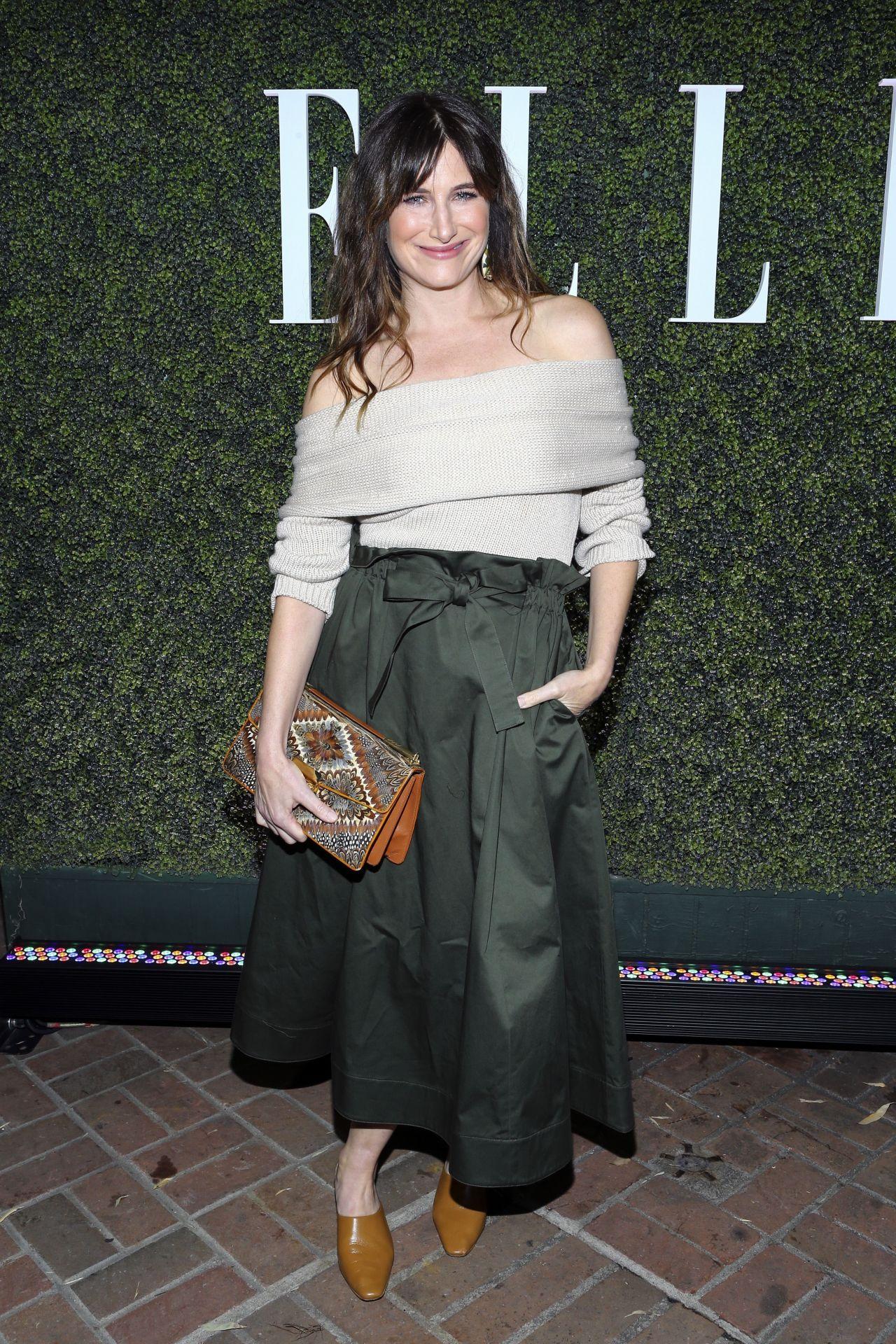 Kathryn Hahn – Elle Women in Television in Los Angeles 1 ...